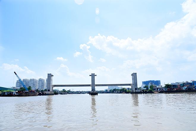 Ảnh nhìn từ trên cao dự án chống ngập 10.000 tỷ đồng ở Sài Gòn - 8