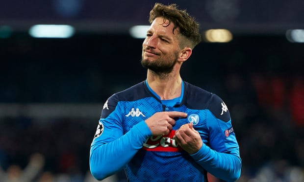 Dries Mertens agrees new contract at Napoli to disappoint Chelsea and Inter - Bóng Đá