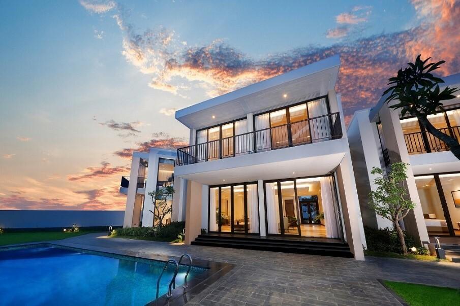 Khu nghỉ dưỡng Premier Village Halong Bay Resort có thiết kế hiện đại, sang trọng.