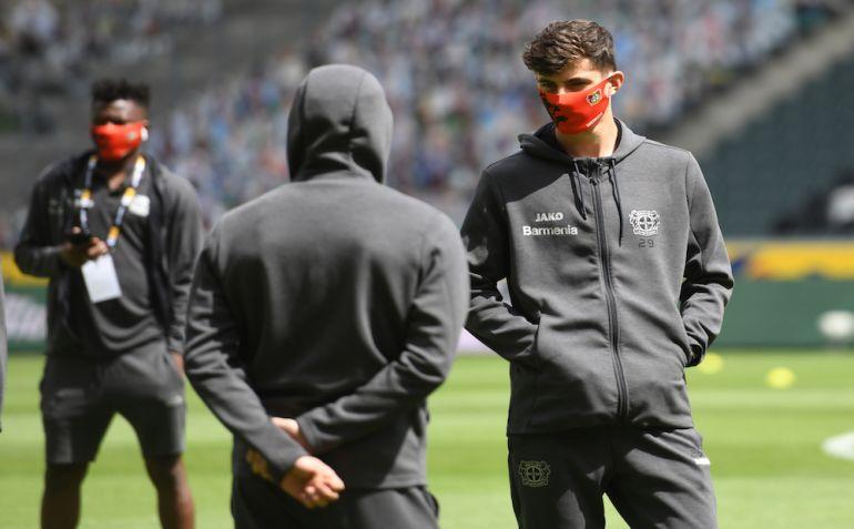 Kai Havertz addresses transfer link to Manchester United - Bóng Đá