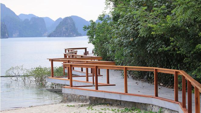 Khám phá hòn đảo thiên đường trên vịnh Hạ Long - ảnh 5