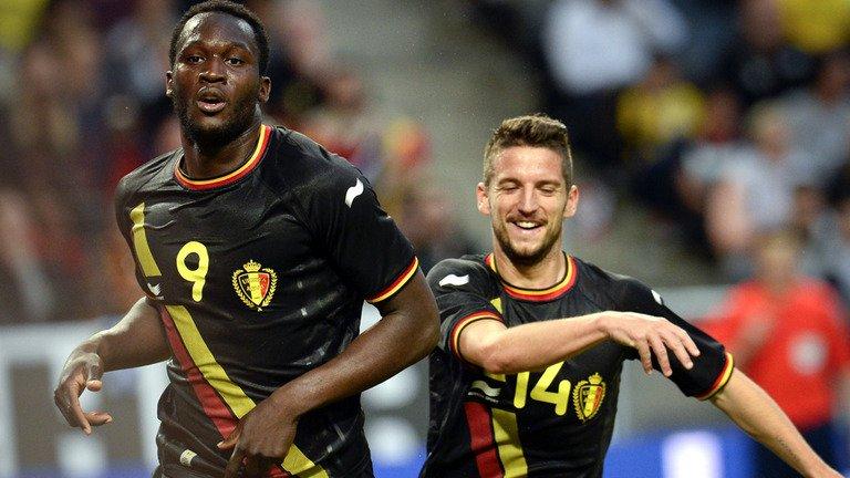 Lukaku brings Belgians to Inter - Bóng Đá