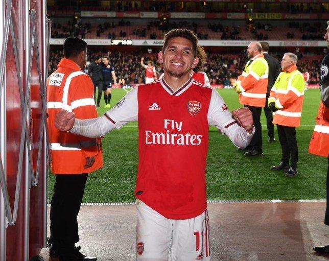 Lucas Torreira's agent provides update on Arsenal star's future - Bóng Đá