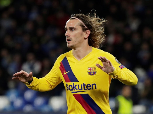 Barcelona 'make decision on Antoine Griezmann future' - Bóng Đá