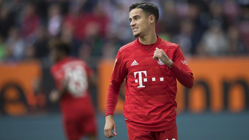 Tottenham only considering loan deal for Coutinho - Bóng Đá
