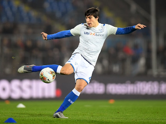 Inter đạt thỏa thuận chiêu mộ Sandro Tonali - Bóng Đá