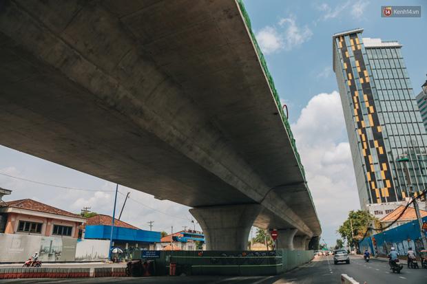 Chùm ảnh cầu Thủ Thiêm 2: Cây cầu dây văng hiện đại nối quận 1 với khu đô thị mới quận 2 đang gấp rút hoàn thiện - Ảnh 19.