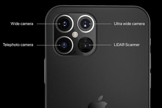 """iPhone 12 có tới 3 """"ông lớn"""" phục vụ camera"""