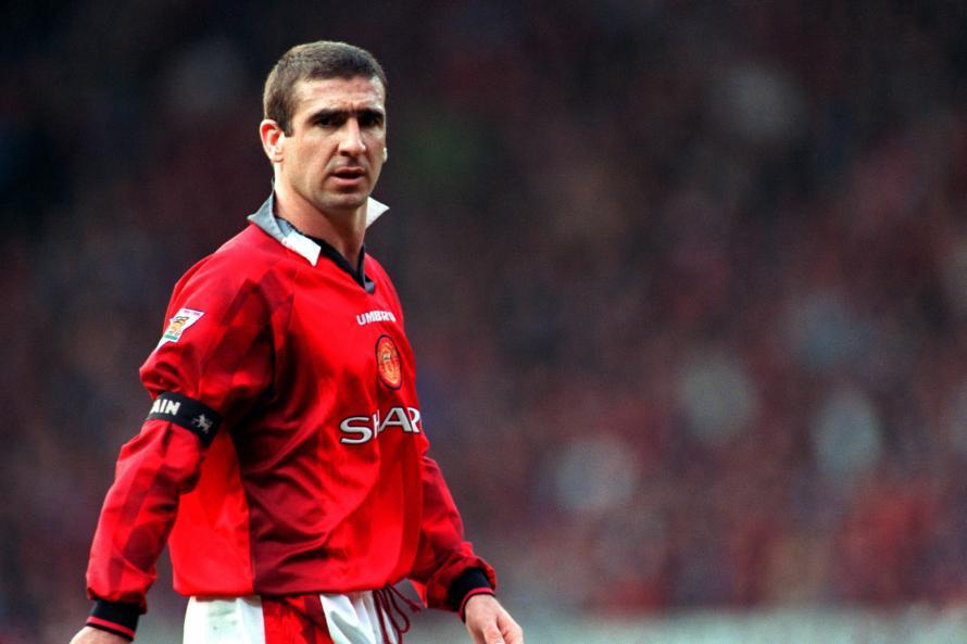 Huyền thoại Eric Catona CHỐT thời điểm trở lại thảm cỏ Old Trafford - Bóng Đá