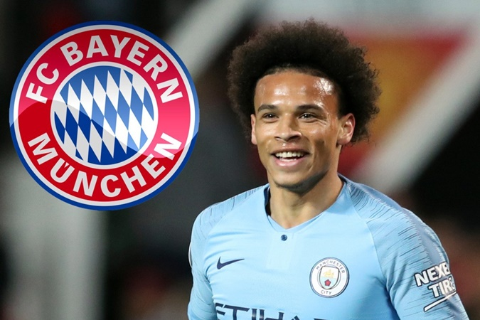 Bayern Munich convinced in Leroy Sane's desire to join club from Manchester City - Bóng Đá