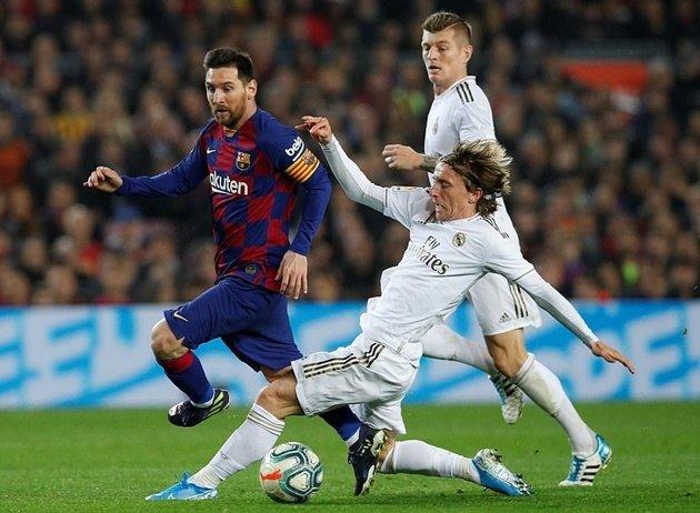 Messi, La Liga Stars Arrive for COVID-19 Tests - Bóng Đá