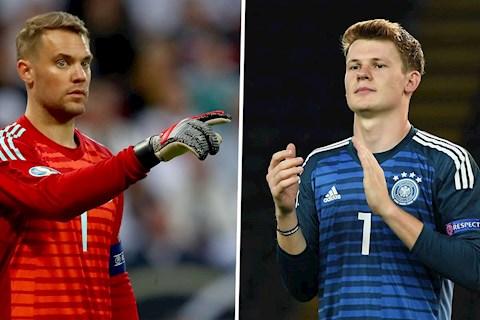 Bayern quyết định tương lai thủ môn Alexander Nubel hình ảnh