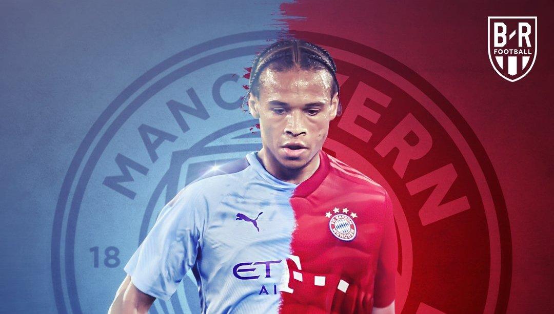 Leroy Sane agrees 5 year-contract with Bayern Munich - Bóng Đá