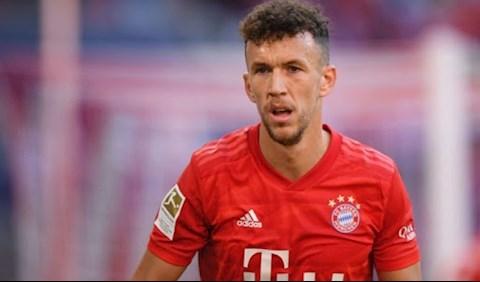 Inter thúc giục Bayern quyết định tương lai tiền vệ Ivan Perisic hình ảnh
