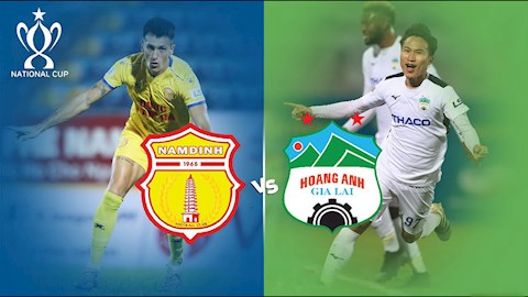 Link xem trực tiếp bóng đá Nam Định vs HAGL chiều nay hình ảnh