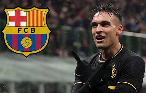 Danh thủ kêu gọi Lautaro Martinez đến Barca để hoàn thiện mình hình ảnh