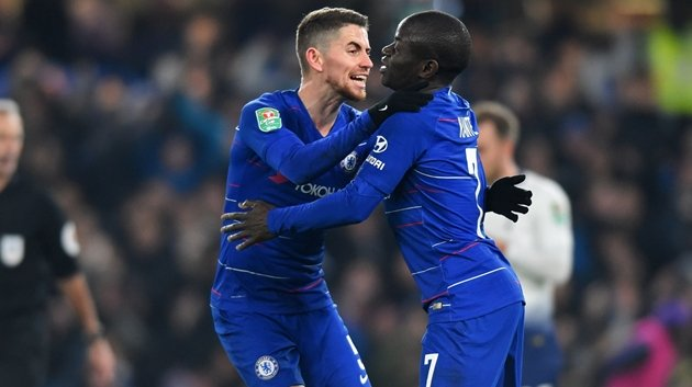 Chelsea to offload players; Jorginho, Kante not on list - sources - Bóng Đá