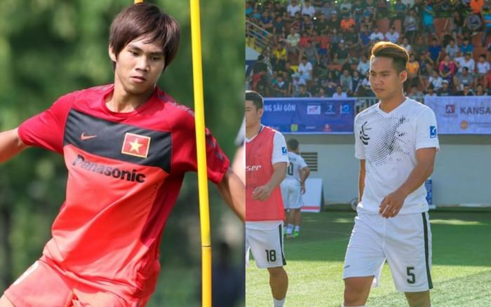 Bị cấm tham gia các hoạt động bóng đá do VFF tổ chức đến suốt đời, Long Giang chọn cách thi đấu ở các đội phủi phong trào để thoả mãn đam mê.
