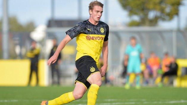Bradley Fink: Dortmund's latest teenage goal machine - Bóng Đá