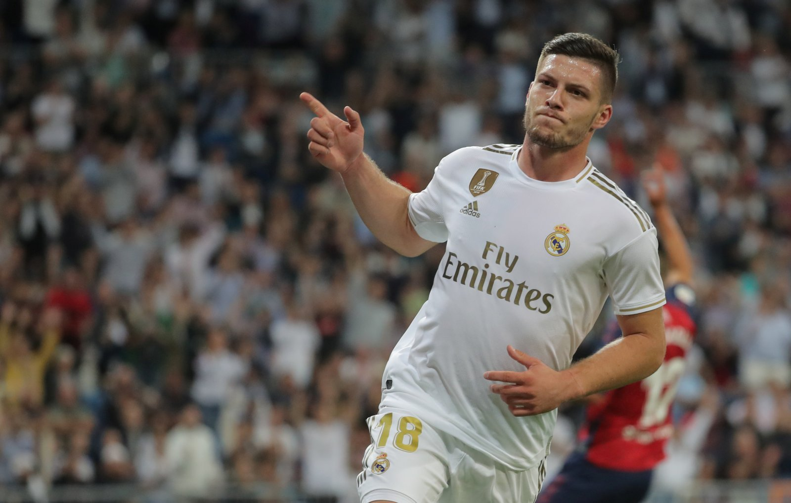 Jovic, Lucas Vazquez and 2 other players: Milan reportedly eyeing raid on Real Madrid - Bóng Đá