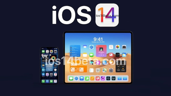 Với iOS 14, toàn bộ phiên bản hoàn chỉnh đã bị rò rỉ và được chia sẽ rộng rãi trong giới hacker và các nhà nghiên cứu bảo mật. (Ảnh: iOS14 beta)