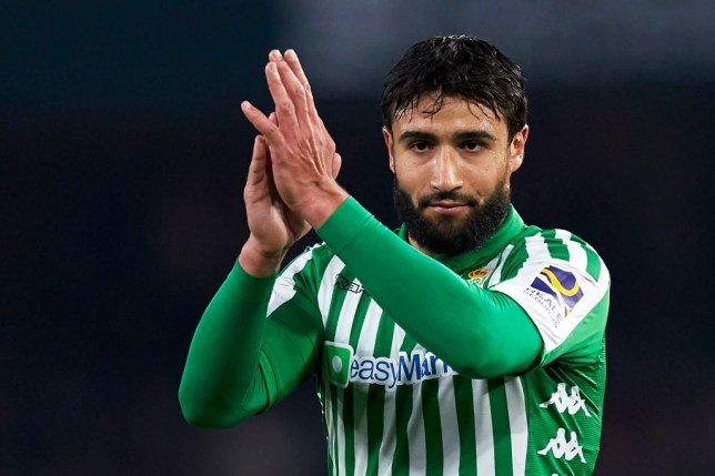 Nabil Fekir wants to stay at Real Betis after Arsenal approach    - Bóng Đá