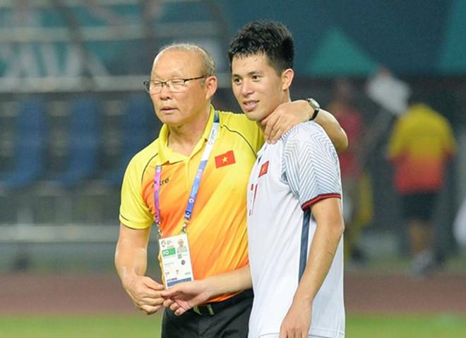 Trần Đình Trọng cần 3 tháng để bình phục chấn thương.