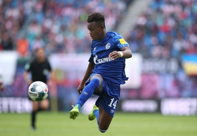 'I just want to do well at Schalke' - Matondo ignoring Manchester United rumours - Bóng Đá
