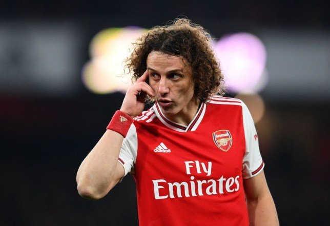David Luiz insists he will return to Benfica as Arsenal contract nears end   - Bóng Đá
