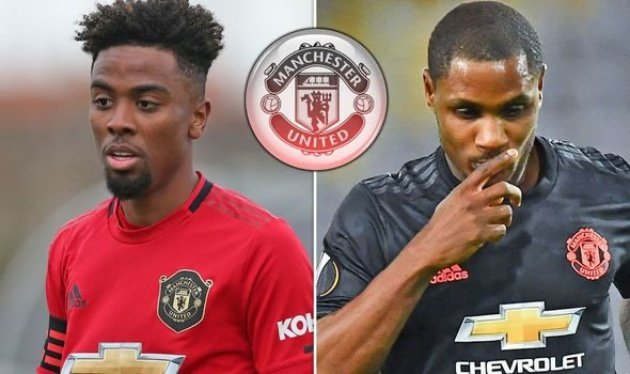 What Man Utd think about Angel Gomes and Odion Ighalo ahead of transfer window - Bóng Đá