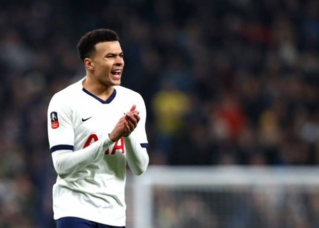 Tottenham tiếp Man Utd và đội hình kết hợp 'cực chất' của 2 CLB - Bóng Đá