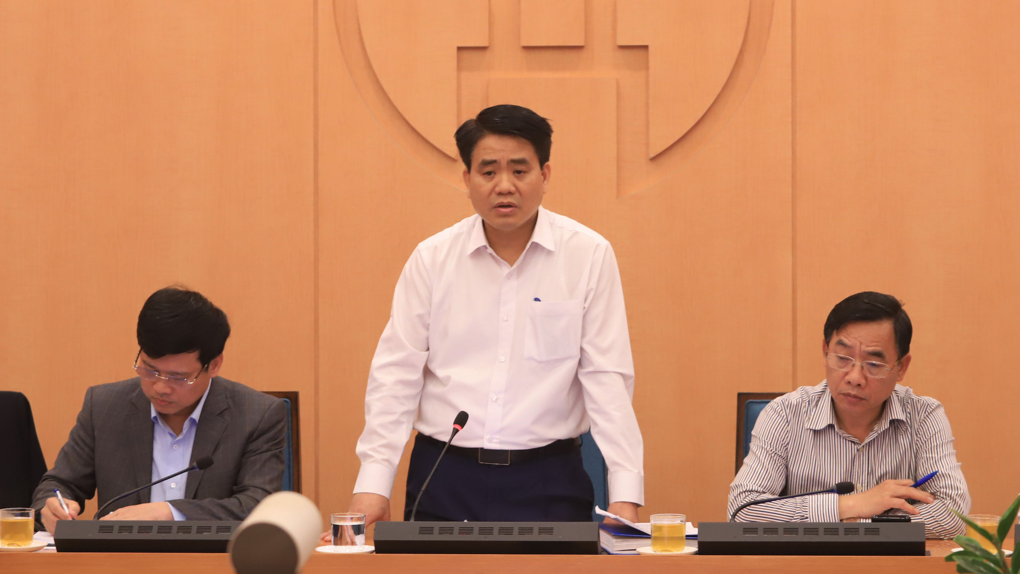 Đề xuất tặng chủ tịch Hà Nội huân chương về thành tích chống dịch COVID-19 - Ảnh 1.