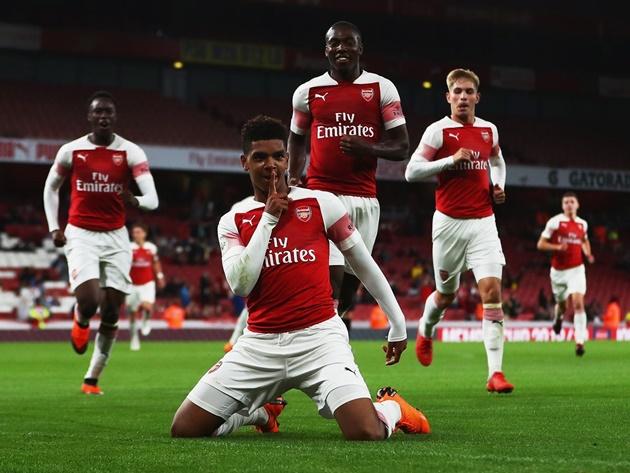 Tyreece John-Jules: Arsenal's teen star who turned down AC Milan - Bóng Đá