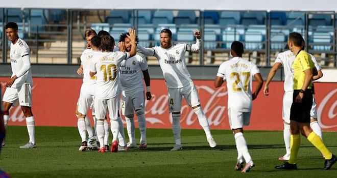 Ket qua Bong da, bóng đá, Ket quả Real Madrid 3-1 Eibar, kết quả bóng đá Tây Ban Nha, Real Madrid 3-1 EibarLa Liga, bảng xếp hạng bóng đá Tây Ban Nha, ket qua bong da