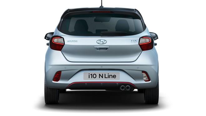 Hyundai i10 N Line chính thức tung ra thị trường - ảnh 1