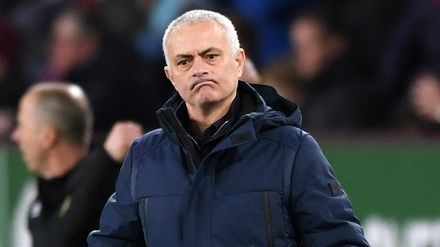 Tottenham boss Jose Mourinho ready to hijack Arsenal transfer plan in summer window - Bóng Đá