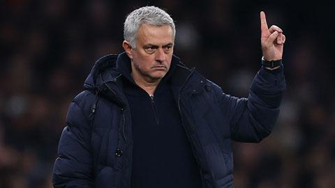 Mourinho và 9 trận quyết định số phận