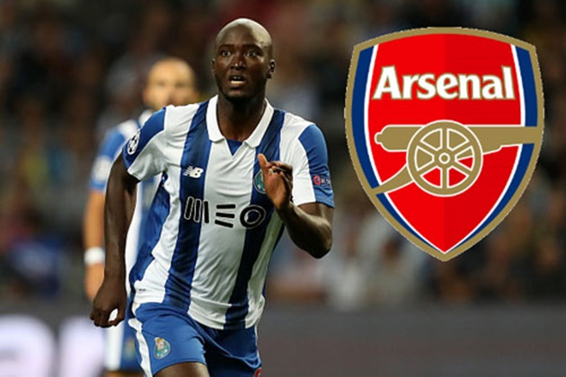 Arsenal looking at Porto midfielder Danilo in transfer window - sources - Bóng Đá
