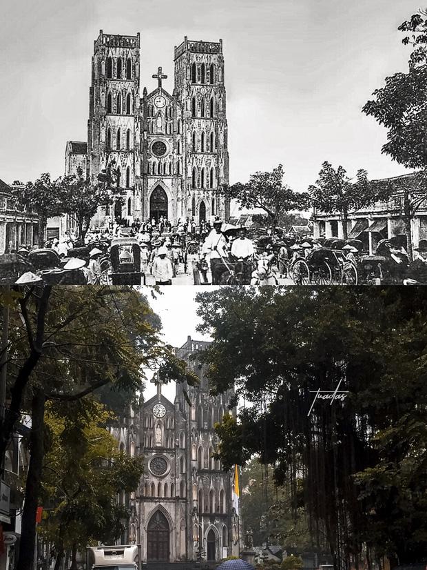 Chàng trai 25 tuổi dành 7 năm chụp bộ ảnh Hà Nội 100 năm trước: Vì thời gian là thứ không thể lấy lại được - Ảnh 2.