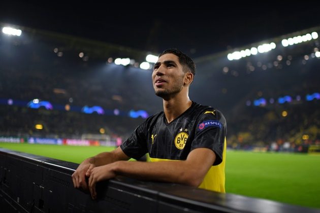 Inter & Real Madrid Agree Add-ons In Achraf Hakimi Negotiations As Deal Nears Completion - Bóng Đá