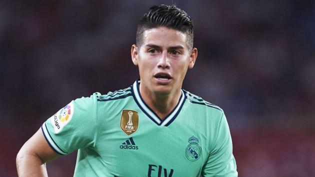 James Rodriguez reflects on Man Utd links & reveals Real Madrid blocked 'really good offer' in 2019 - Bóng Đá