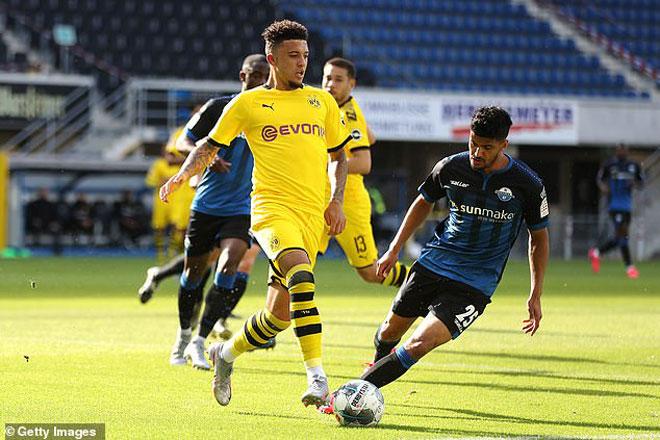 """Sancho tự ý bay tới Anh: Dortmund nổi giận, MU hưởng lợi nhờ """"bom tấn"""" - 1"""