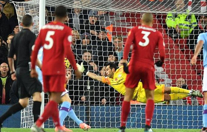 Liverpool đả bại đối thủ trực tiếp Man City