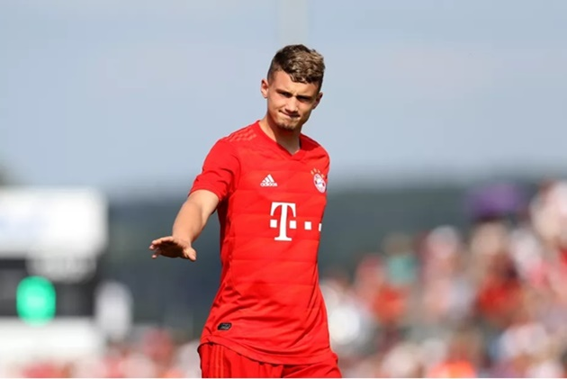 Bayern are open to the idea of loaning out Mickaël Cuisance - Bóng Đá