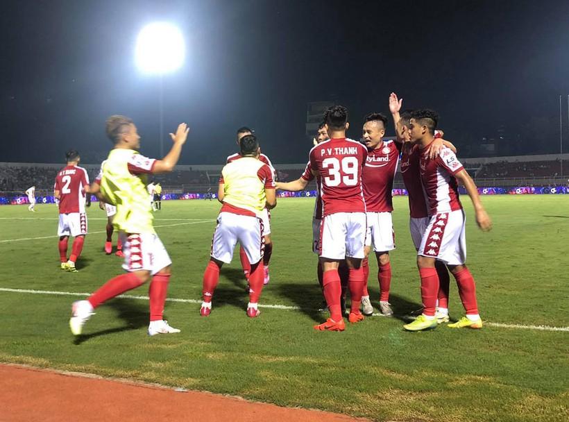 V-League 2020, TP.HCM 2-2 Đà Nẵng: 5 phút cuối điên rồ trên sân Thống Nhất - ảnh 8