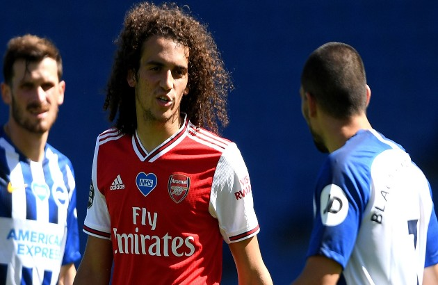 Arsenal board doesn't want to sell Guendouzi  - Bóng Đá