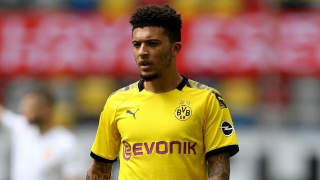 Borussia Dortmund chief confident Jadon Sancho will still be at the club next season despite Manchester United transfer links - Bóng Đá