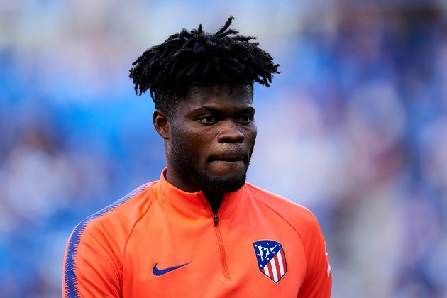 Arsenal has 3 alternatives for Thomas Partey - Bóng Đá
