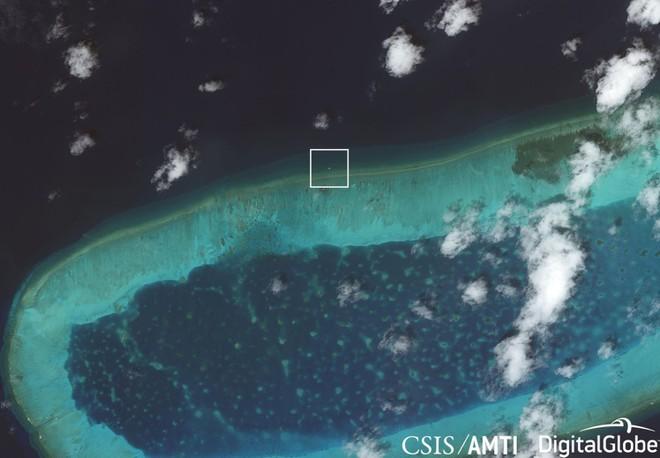 Trung Quốc triển khai mạng lưới liên lạc ở Biển Đông - ảnh 1