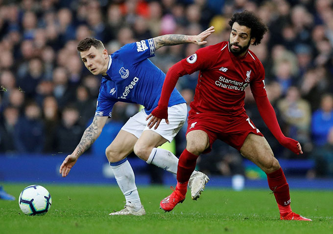 Liverpool sẽ gặp khó ở derby Merseyside